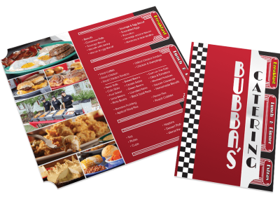 Bubbas Chicken Dinner House – Catering Menu