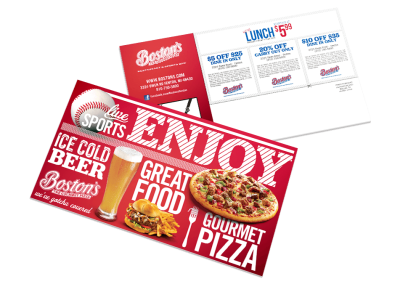 Boston's Pizza – Fenton